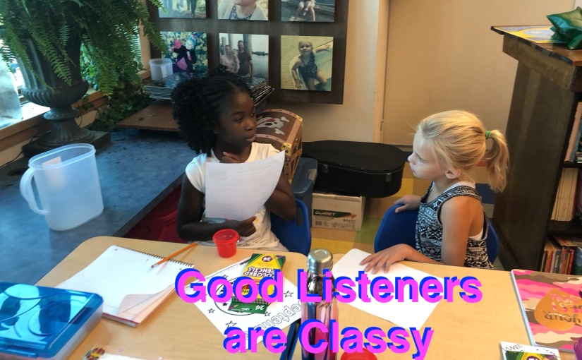 5 Classy Listening Lessons