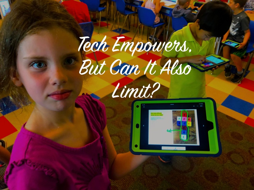 Can Tech Tools StifleCreativity?