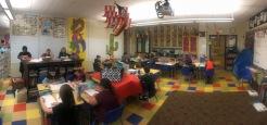 Classroom island