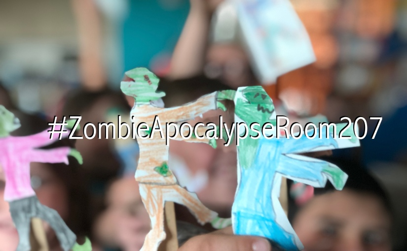 #ZombieApocalypseRoom207