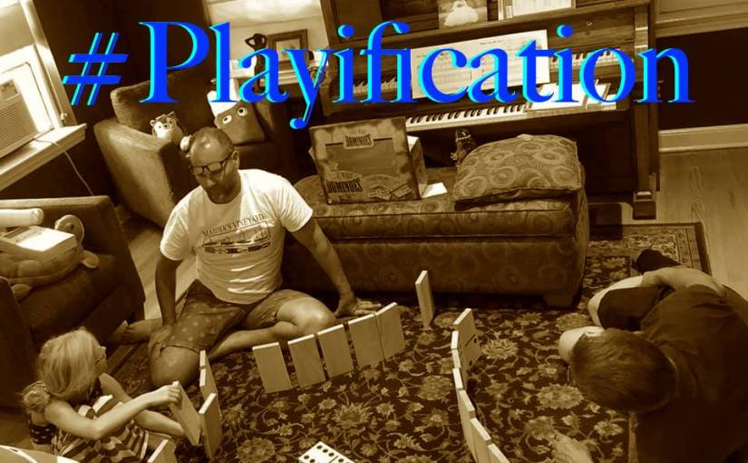 #Playification