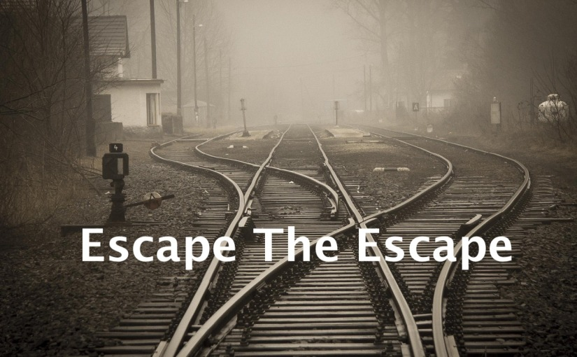 100th Blog: Escape Novels